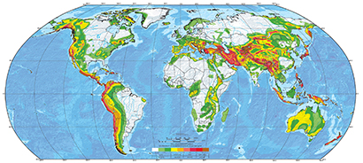 Global-Seismic-Map
